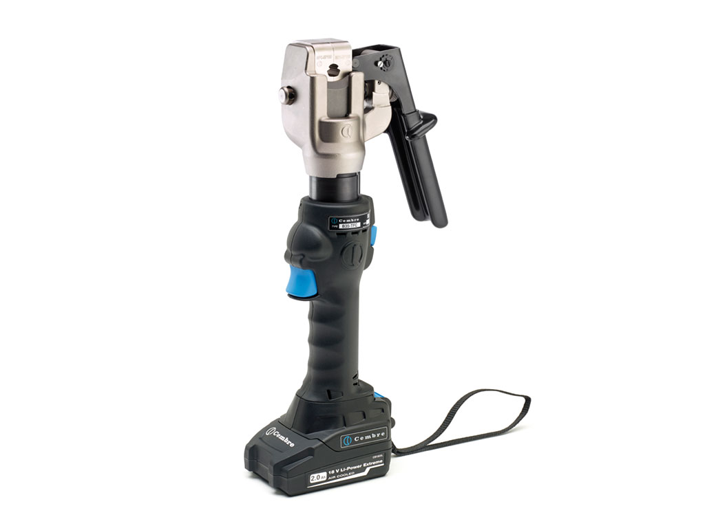 Cordless Hydraulic Cable Cutters B35m Tfc