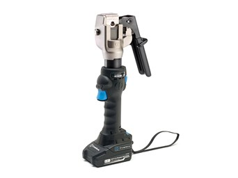 Cordless hydraulic cable cutters