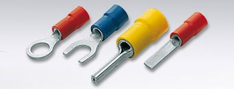 PVC pre-insulated cable terminals