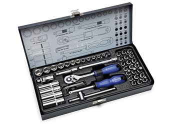 "Socket set ¼"" drive"